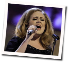 Adele guitar tabs for Dont you remember