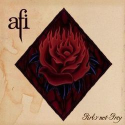 Afi bass tabs for Girls not grey