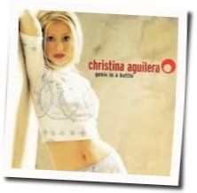 Christina Aguilera bass tabs for Genie in a bottle