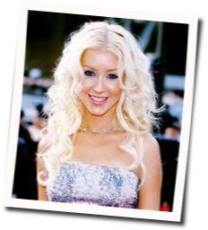 Christina Aguilera chords for What a girl wants