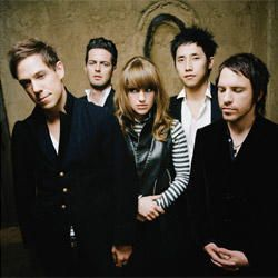 The Airborne Toxic Event chords for Chains
