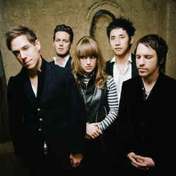 The Airborne Toxic Event chords for Dope machines