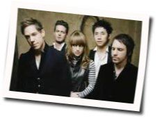 The Airborne Toxic Event chords for True love