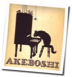Akeboshi guitar chords for Night and day