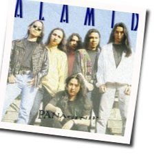 Alamid guitar chords for Your love acoustic