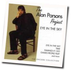 Alan Parson Project guitar chords for Eye in the sky