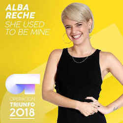 Alba Reche guitar chords for She used to be mine
