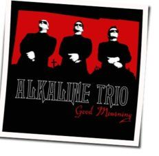 Alkaline Trio chords for This could be love