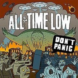 All Time Low guitar tabs for Backseat serenade