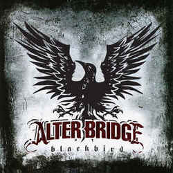 Alter Bridge guitar chords for Blackbird