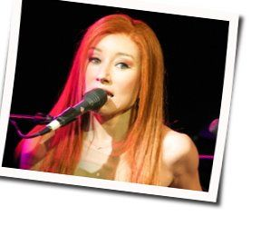 Tori Amos chords for Up the creek
