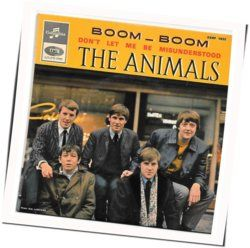 The Animals tabs and guitar chords