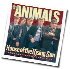 The Animals tabs for House of the rising sun (Ver. 2)