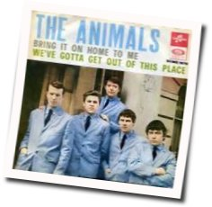 The Animals tabs for Weve gotta get out of this place