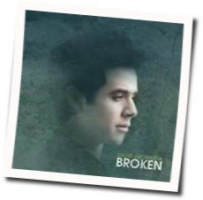 David Archuleta guitar chords for Broken
