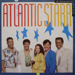 Atlantic Starr guitar chords for If your heart isnt in it