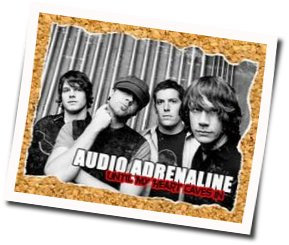 Audio Adrenaline bass tabs for Free ride