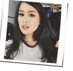 Maudy Ayunda tabs and guitar chords