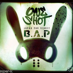 B.a.p chords for One shot - japanese version