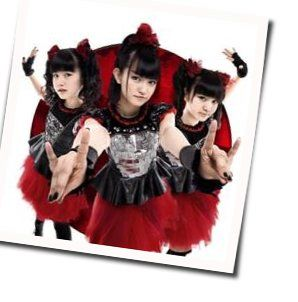Babymetal guitar tabs for From dusk till dawn