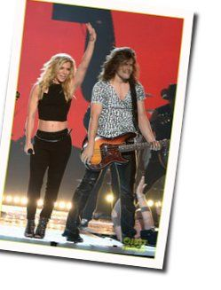 The Band Perry chords for Comeback kid