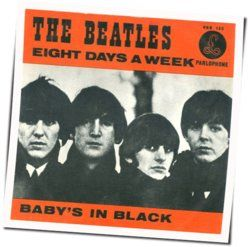The Beatles guitar tabs for 8 days a week