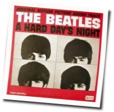 The Beatles guitar tabs for A hard days night (Ver. 2)