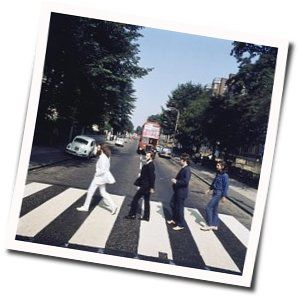 The Beatles guitar tabs for Abbey road