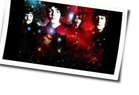 The Beatles guitar chords for Across universe