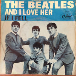 The Beatles guitar tabs for And i love her (Ver. 5)