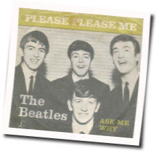 The Beatles tabs for Ask me why
