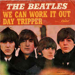 The Beatles guitar tabs for Day tripper (Ver. 3)