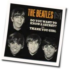 The Beatles guitar chords for Do you want to know a secret (Ver. 2)