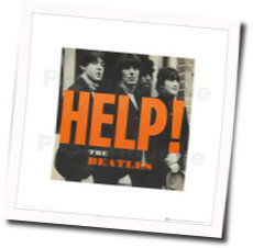 The Beatles guitar chords for Help (Ver. 3)