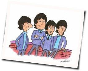 The Beatles bass tabs for Honey pie