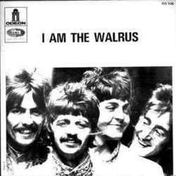 The Beatles bass tabs for I am the walrus