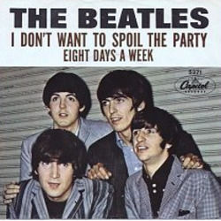 The Beatles bass tabs for I dont want to spoil the party