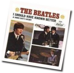 The Beatles bass tabs for I should have known better