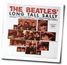 The Beatles bass tabs for Long tall sally