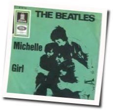 The Beatles bass tabs for Michelle