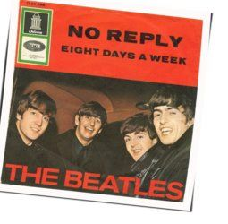 The Beatles bass tabs for No reply