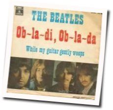 The Beatles bass tabs for Obladi oblada