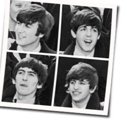 The Beatles guitar chords for Slow down (Ver. 2)