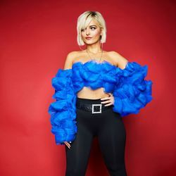 Bebe Rexha chords for Hold on were going home