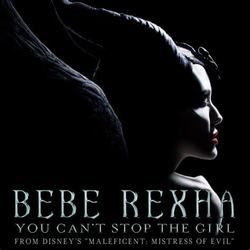 Bebe Rexha guitar chords for You cant stop the girl