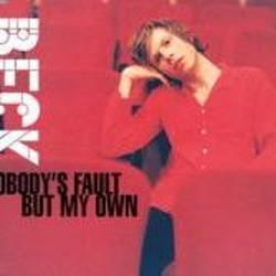 Beck guitar chords for Nobodys fault but my own