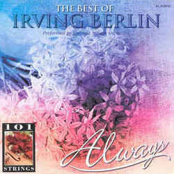 Irving Berlin tabs and guitar chords