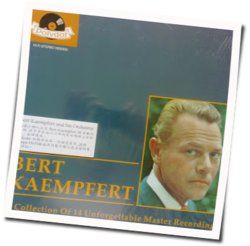 Bert Kaempfert guitar chords for Somebody loves me
