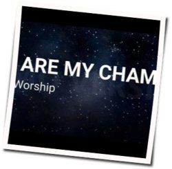 Bethel Live guitar chords for You are my champion