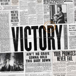 Bethel Music guitar chords for Victory is yours